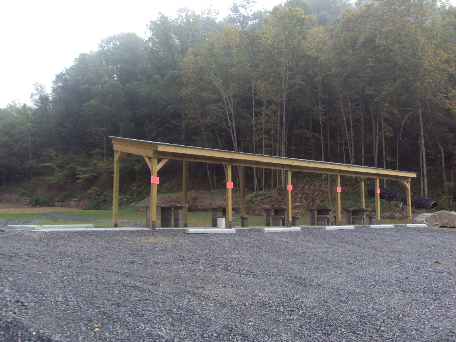 The dents run wildlife management area marion county cvb marion county cvb for Outdoor shooting range design plans