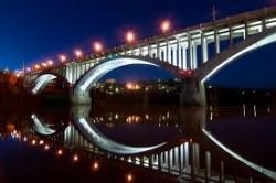 bridge in Fairmont WV