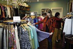 women's upscale resale consignment store