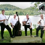 4 member bluegrass band