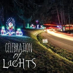 holiday lights displays